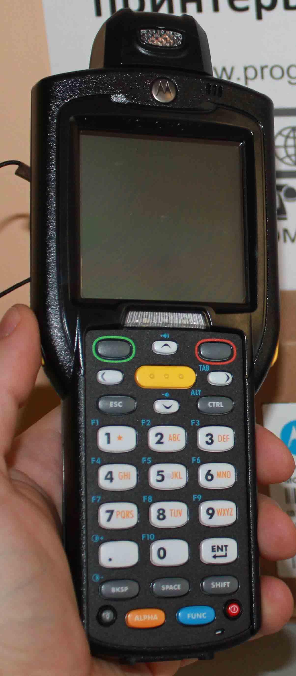 Терминал сбора данных MC32N0 RL2SCLE0A