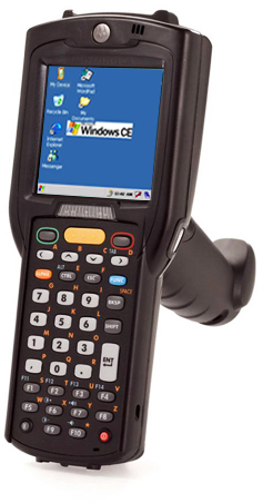 MC3190 GL3H04E0A Терминал сбора данных