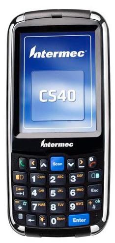 ТСД Intermec CS40ANU1LP000