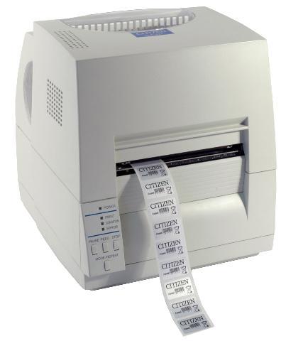 Принтер CL S621 Серый Citizen CLP 621