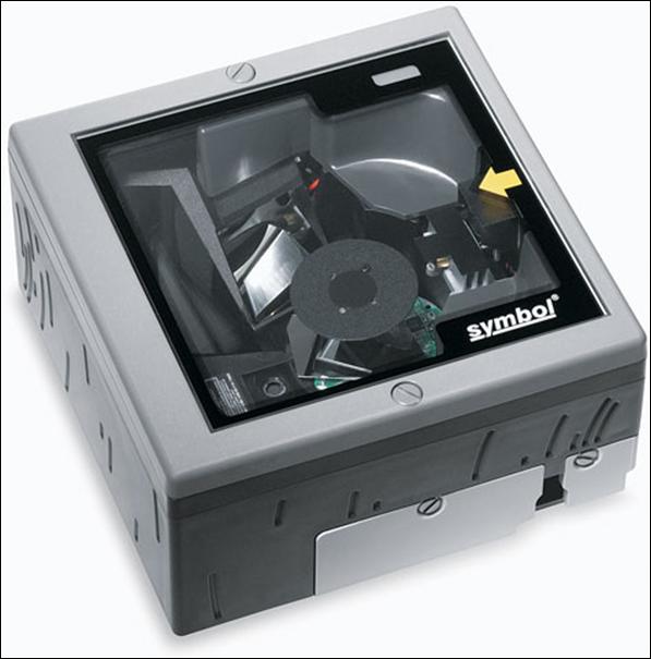 Встраиваемый сканер LS7808-SR20009SCR