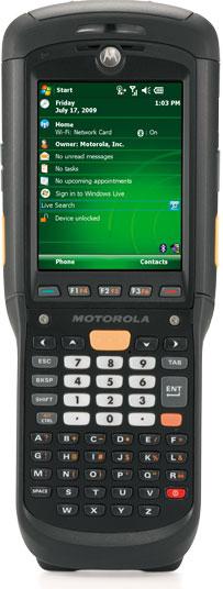 Терминал сбора данных Motorola MC9590-KC0AAB000CN