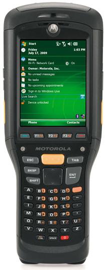 Терминал сбора данных Motorola MC9596-KDAEAC00100