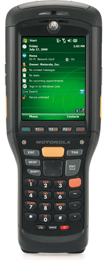 Терминал сбора данных Motorola MC9596-KDAEAD00100