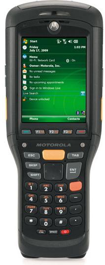 Терминал сбора данных Motorola MC9590-KC0DAE00100