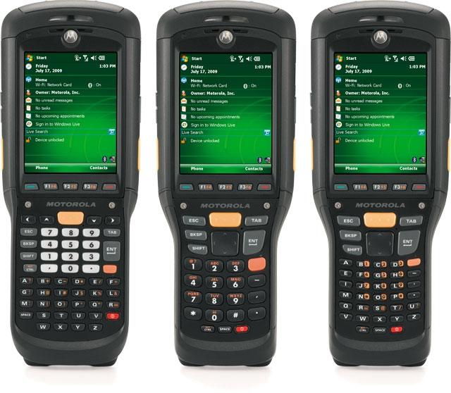 Терминал сбора данных Motorola MC9590-KA0DAI00100