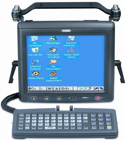 Терминал сбора данных Motorola VC5090-MA0QM0GH8WR