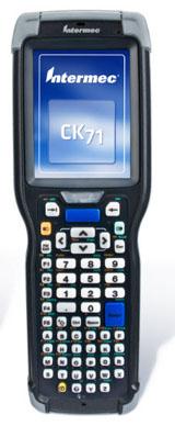 Терминал сбора данных  Intermec CK71AA2DN00W1400
