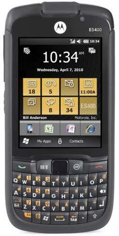 Терминал сбора данных EDA Motorola ES405B 0AE2