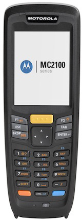 Комплект Терминал сбора данных Motorola K-MC2100-CS01E-CRD