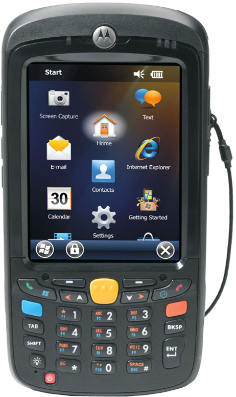 Терминал сбора данных Motorola MC55N0-P20SWRQA9US