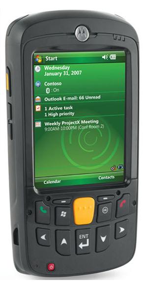 Терминал сбора данных Motorola MC55N0-P20SWNQA9US