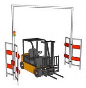 RFID ворота