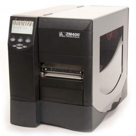 Zebra zm400