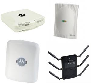 Зависимые порты доступа Motorola